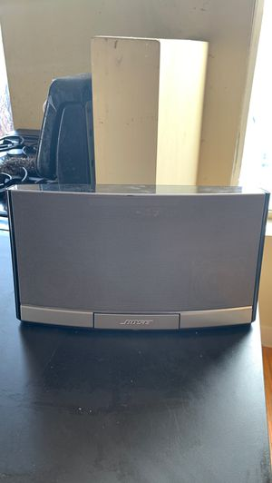 Bose sounddock portable speaker system for Sale in Brooklyn, NY