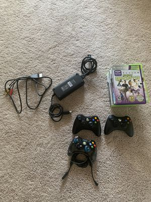 Xbox 360 Games and Cables for Sale in Austin, TX
