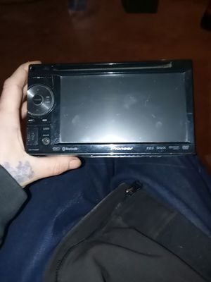 Pioneer touch screen blue tooth car stereo for Sale in Fresno, CA