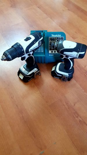 ~MAKITA CORDLESS POWER TOOL SET~ for Sale in Riverside, CA