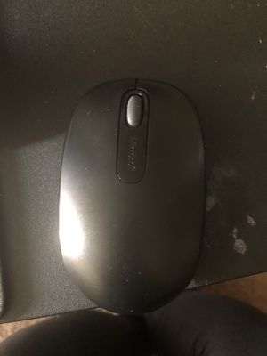 Microsoft wireless mouse -usb for Sale in Mount Prospect, IL