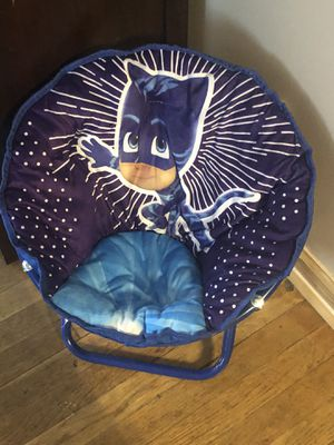 PJ MASKS FOLD UP kids chair for Sale in Carrollton, VA