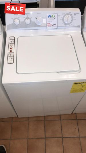 FIRST COME!!Ultimate Care Washer GE CONTACT TODAY! #1513 for Sale in Silver Spring, MD