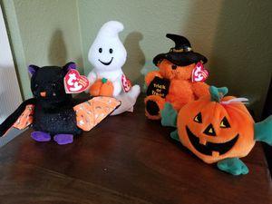 Halloween Beanie Babies for Sale in Bonney Lake, WA
