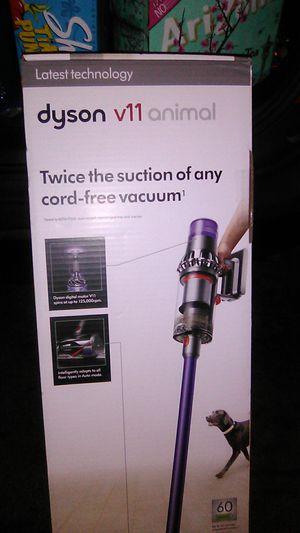 Dyson v11 animal vacuum cleaner, cordless stick for Sale in Hemet, CA