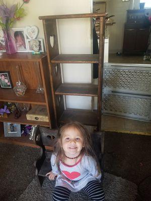 Shelf bench set for Sale in Turlock, CA