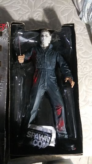 McFarlane Toys Michael Myers Movie Maniacs Action Figure for Sale in Kissimmee, FL