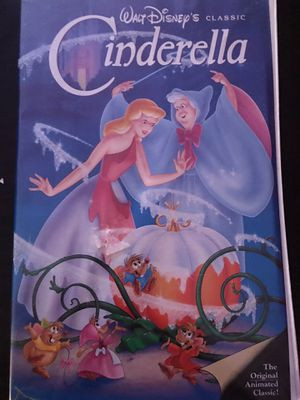 Cinderella VHS tape for Sale in Pasco, WA
