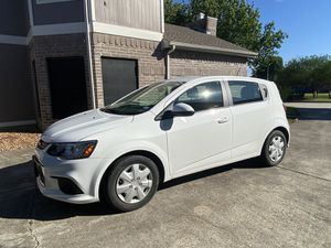 2017 Chevy sonic 22300 original miles for Sale in Houston, TX