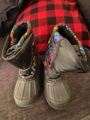 Kids Snow Boots Size 12 for Sale in Lake Elsinore, CA