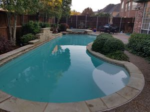 Pool Remodeling- Plaster- Coping- Decking for Sale in Irving, TX