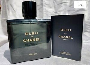 Chanel Bleu men's perfume for Sale in Tacoma, WA