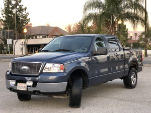 2005 Ford F150 XLT-SuperCrew 4x4 - Finance-$6400 for Sale in San Bernardino, CA