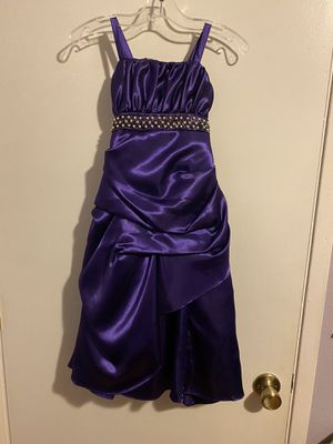Girl Toddler size 3 - 4 formal gown dress for Sale in Gresham, OR