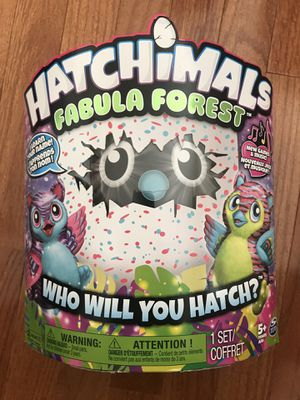 Hatchimals - Fabula Forest for Sale in Kensington, MD