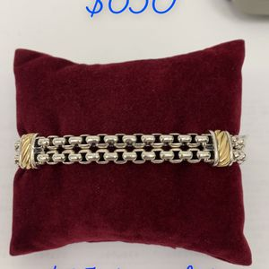 David Yurman Bracelet $650 for Sale in Houston, TX