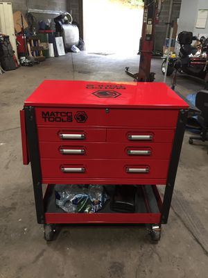 4 doors tool cart for Sale in Woodbridge, VA
