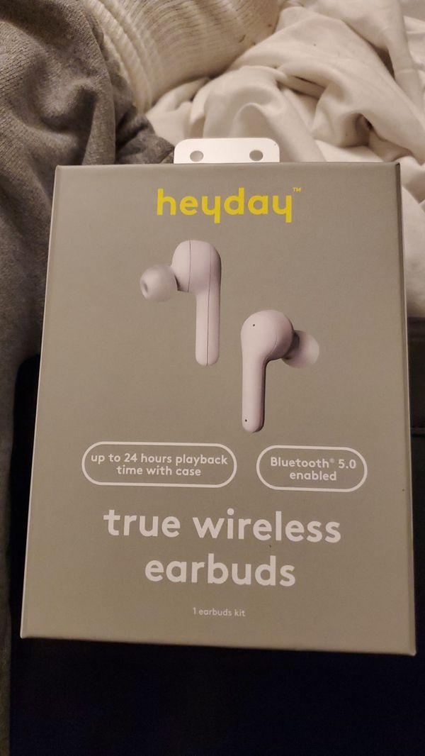 Brand New Heyhey True Wireless Earbuds