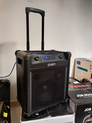 ION BLOCK ROCKER MAX SPEAKER for Sale in Santa Cruz, CA