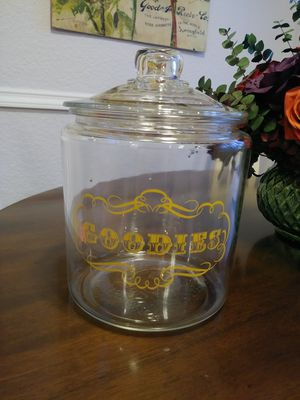Apothecary Jar for Sale in Puyallup, WA