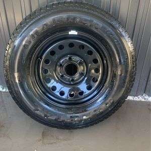 Brand New Spare Tire From Chevy Silverado 1500 for Sale in Hialeah, FL