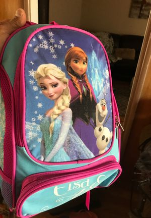 Sleeping bag for girls w/ backpack for Sale in Fresno, CA