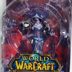 DC Unlimited World Of Warcraft Series 8: Forsaken Priestess Confessor Dhalia Action Figure for Sale in Albuquerque, NM