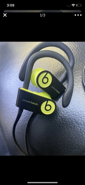 Power Beats By Dre for Sale in Los Angeles, CA