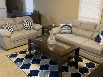 Blue Sea Living Room Set for Sale in Canton,  MI