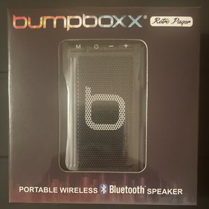 Bumpboxx Retro Pager Bluetooth Speaker(NEW) for Sale in Cranston, RI