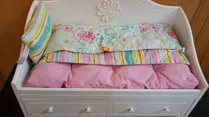 american girl doll white dreamy daybed for Sale in Torrance, CA
