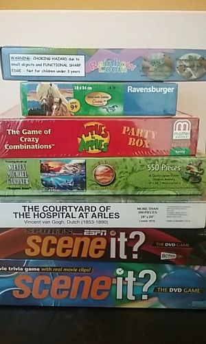 7 Brand New Board Games for Sale in Charlotte, NC