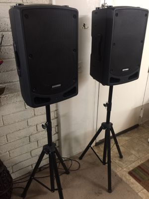 DJ equipment for sale for Sale in Columbus, OH