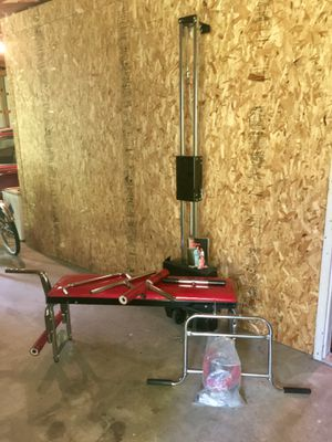 Gympac 1500 home gym for Sale in Dundee, MI