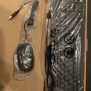 BRAND NEW! HP wired Keyboard/Mouse for Sale in Gibbsboro, NJ
