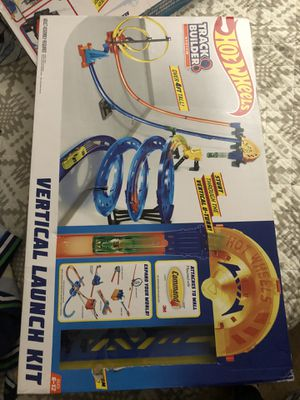 New hot wheel vertical launch kit for Sale in San Lorenzo, CA