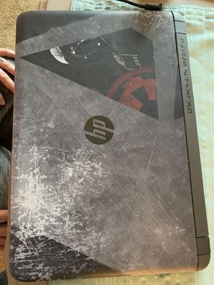 HP Star Wars Special Edition Notebook for Sale in Chino Hills, CA