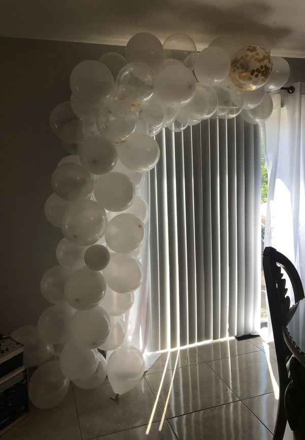 Free Free Balloon Arch