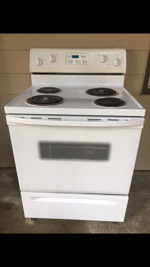 Whirlpool Electric stove for Sale in Carmichael, CA