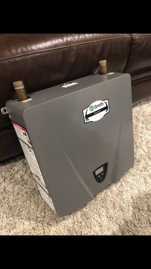 AO Smith Tankless Electric Water Heater for Sale in Charlotte, NC