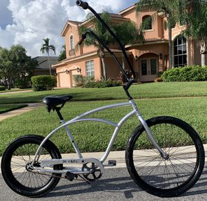 3G Bikes Patrol chopper style bike for Sale in FL, US