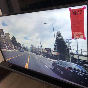 60 INCH 4K 120Hz ULTRA HD SMART LED TV LG 60UJ6300 for Sale in Los Angeles, CA