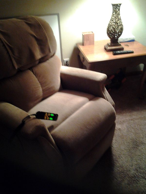 Lift chair recliner exelant condition