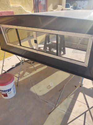 Lifetime utility camper shell for Sale in Tucson, AZ