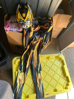 Boys Halloween costume size 7-8 for Sale in Gonzales,  CA