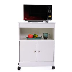 .Lowestbest Kitchen Cabinet for Home, Wooden Rolling for Sale in Houston,  TX