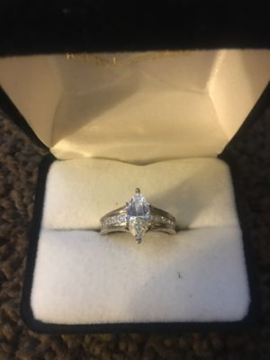 Sterling silver ring size 8 for Sale in Southport, IN