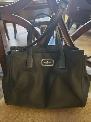 Preowned Kate Spade Black two way Bag for Sale in Las Vegas, NV