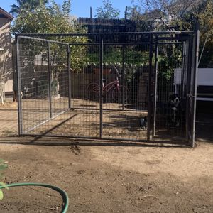 Heavy Duty Dog Kennel for Sale in Perris, CA