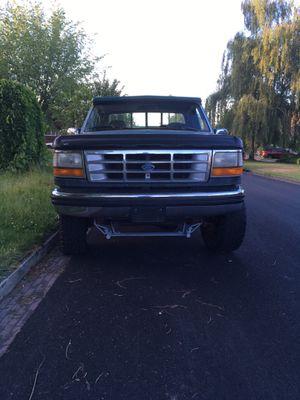 94 F250 powerstroke diesel 4x4 for Sale in Tacoma, WA